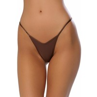 On Sale Hot Deal Cute Sexy Ladies Panties Elastic Pants T-back Exotic Lingerie [6596902019]