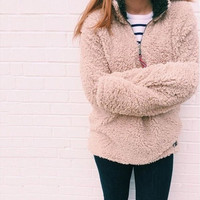Appalachian Pile Sherpa Pullover [9145121606]