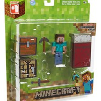 Boy's Zoofy Minecraft Player Survival Pack
