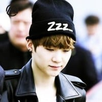 2017 New kpop BTS Bangtan Boys SUGA The Same Wool hat knit Cap high quality