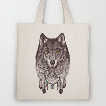 Wind Catcher Tote Bag by Rachel Caldwell