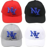 XtraFly Apparel New York City NYC NY Adjustable Hat Cap 3D Embroidered