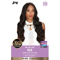 Zury PM-360 Lace Nia Human Blend Lace Front Wig