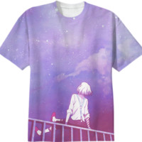 Juuzou Tokyo Ghoul created by Erenismyhome | Print All Over Me