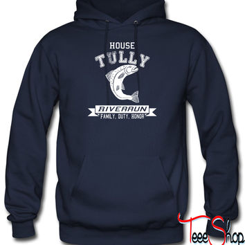 house tully hoodie