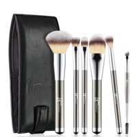 Limited Edition- Heavenly Luxe® 6 Piece Brush Set with Travel Case