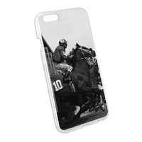 Horse Racing - Race Track Betting Running Vintage Snap On Hard Protective Case for Apple iPhone 6