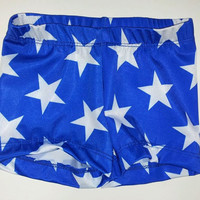 Shorts for Dance, Cheer and Gymnastics