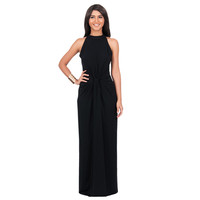Sexy Women's Full Bodycon Sleeveless Party maxi Dress super quality bandage dress #38