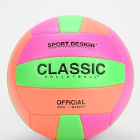Neon Volleyball - Urban Outfitters