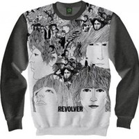 REVOLVER SWEATSHIRT [5973] - $55.00 : Beatles Gifts, The Fest for Beatles Fans