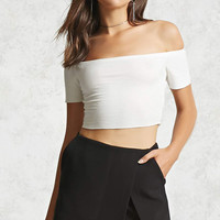 Asymmetrical Mini Skort