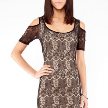 Frenchie Lace Dress $8