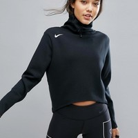 Nike Thermal Top In Black at asos.com