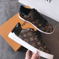 Louis Vuitton LV Frontrow Sneaker