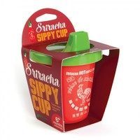 Siracha Sippy Cup