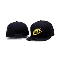 Perfect Nike Women Men Embroidery Baseball Cap Sport Hat Sunhat Cap