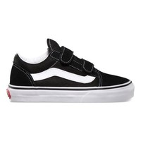Vans Kids Old Skool V (black/true white)