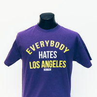 Everybody Hates Los Angeles Purple