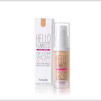 hello flawless oxygen wow deluxe sample > Benefit Cosmetics
