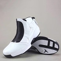 Trendsetter Air Jordan 19 Retro Women Men Fashion Casual  Sneakers Sport Shoes