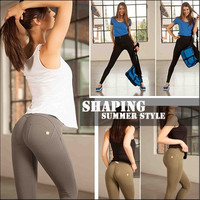 Hot Sale!!Brand Skinny Shaping Effect Pants Butt Lifting Jeans For Women Slimming Shaping Pencil Pants Summer/Winter Casual Trousers [8270502209]