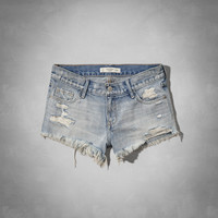 A&F Low Rise Short