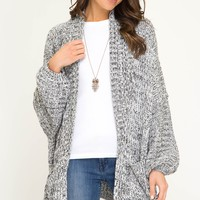 Next To You Cardigan - Black