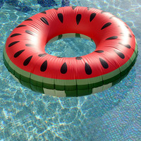 Watermelon Inner Tube Pool Float - Urban Outfitters