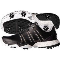 Licensed Golf New Adidas Powerband BOA Boost Mens  Shoes - Black - Pick Size