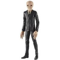 Doctor Who The Silent with Closed Mouth Action Figure