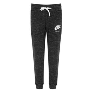 NIKE Women Fashion Print Sport Stretch Pants Trousers Sweatpants
