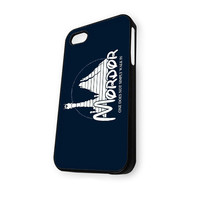 Walt Disney Lord Of The Ring LOTR (Mordor World) iPhone 5C Case