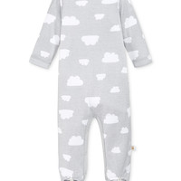 Rosie Pope Baby Boys' or Baby Girls' Cloud Print Coveralls