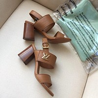 Louis Vuitton Lv Horizon Sandal #2031