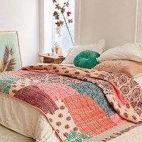 Sella Patchwork Quilt | Urban Outfitters