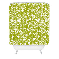 Heather Dutton Carriage House Shower Curtain