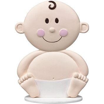 Baby Face Cake Topper