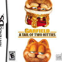 Garfield A Tail of Two Kitties - Nintendo DS (Game Only)