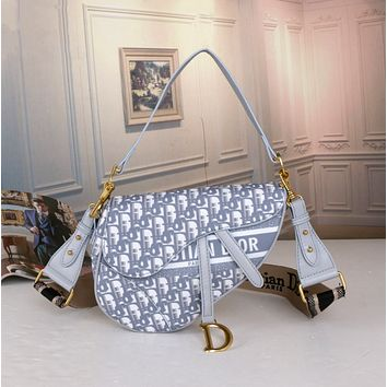 Dior saddle saddle bag