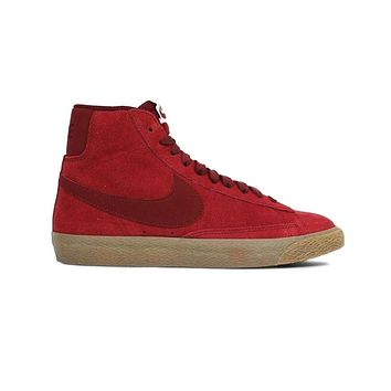 Nike Blazer Mid (GS) Team Red Gum 895850 601 Youth 6.5Y Womens 8