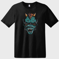 Monster Themed Graphic T-shirt | Graphic Tees | Green Monsters | Streetwear T-shirts | Novelty T-shirts | Unisex T-shirts