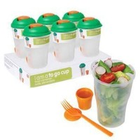 DCI I Am a To Go Cup Food Container
