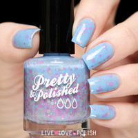 Pretty & Polished In Love with the Farmer's Daughter Nail Polish