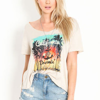 California Dreamin Tee - LoveCulture