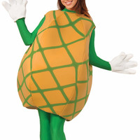 Pineapple Adult Costume One-Size