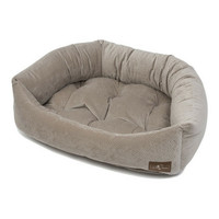 Napper Dog Bed — Henna Taupe