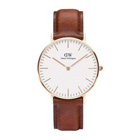 Watch - Classic St Mawes 36 mm Rose Gold - Daniel Wellington
