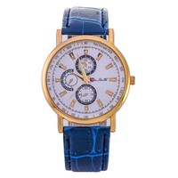Awesome Good Price Great Deal Trendy Stylish Designer's Gift New Arrival Casual Watch [6544813443]