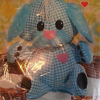 Pal the Puppy Dog Stuffed Animal Craft Kit Heart Warmer Hallmark Springbok c219